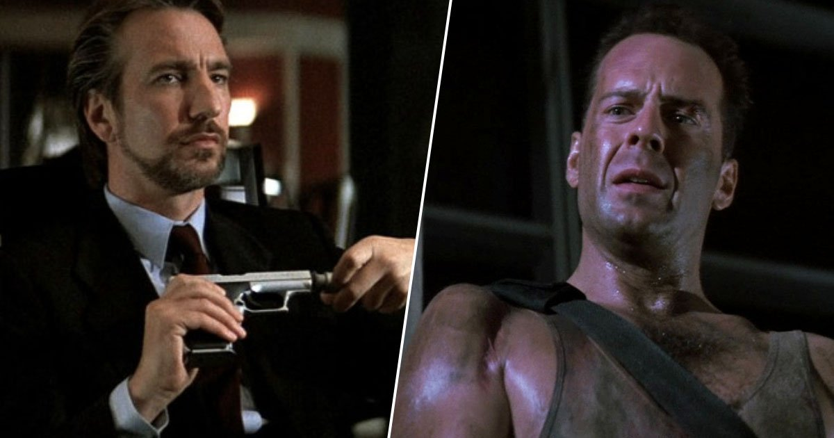 Die Hard Voted Greatest Action Movie Of All Time