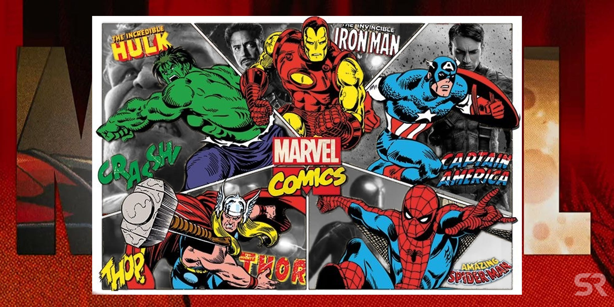 The MCU Isn't Pretending To Adapt Marvel Comics Stories Any More