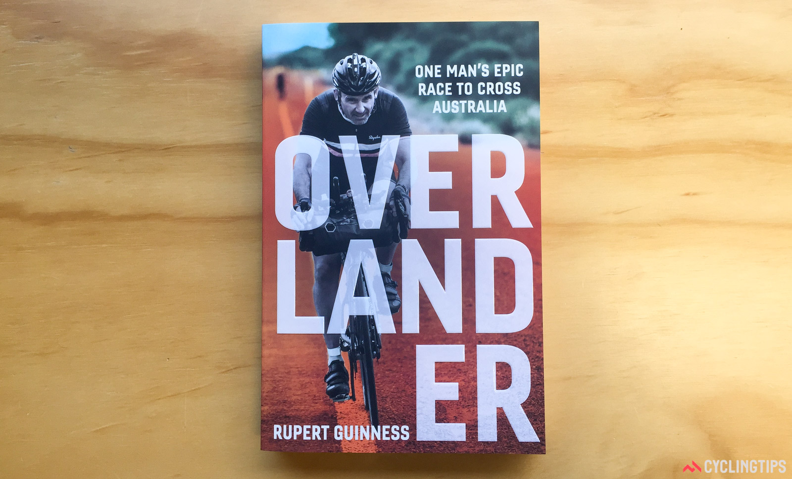 Book review: 'Overlander' by Rupert Guinness