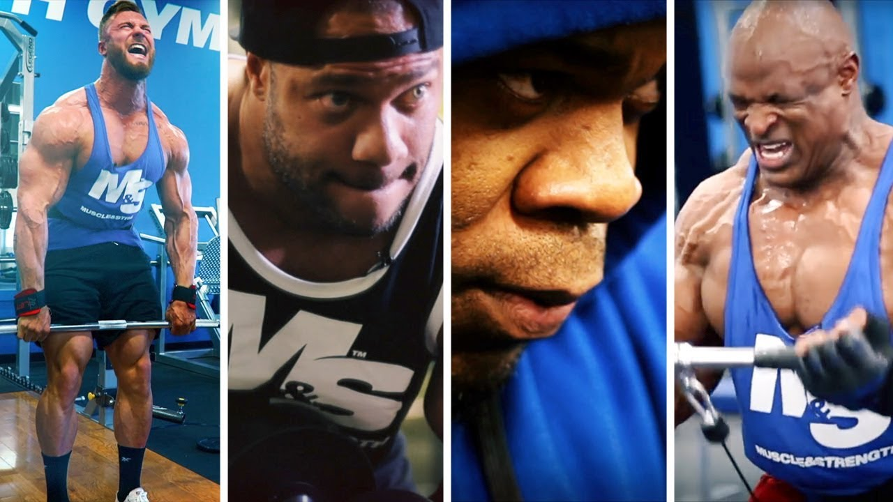 Mr. Olympia Motivation: Ronnie, Jay, Phil Health, Kai, Cedric, Bumstead & More