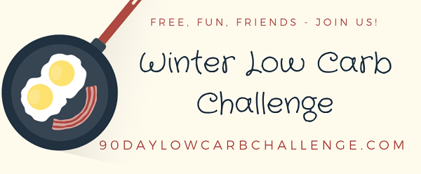 Winter 2018 Low Carb Challenge Details