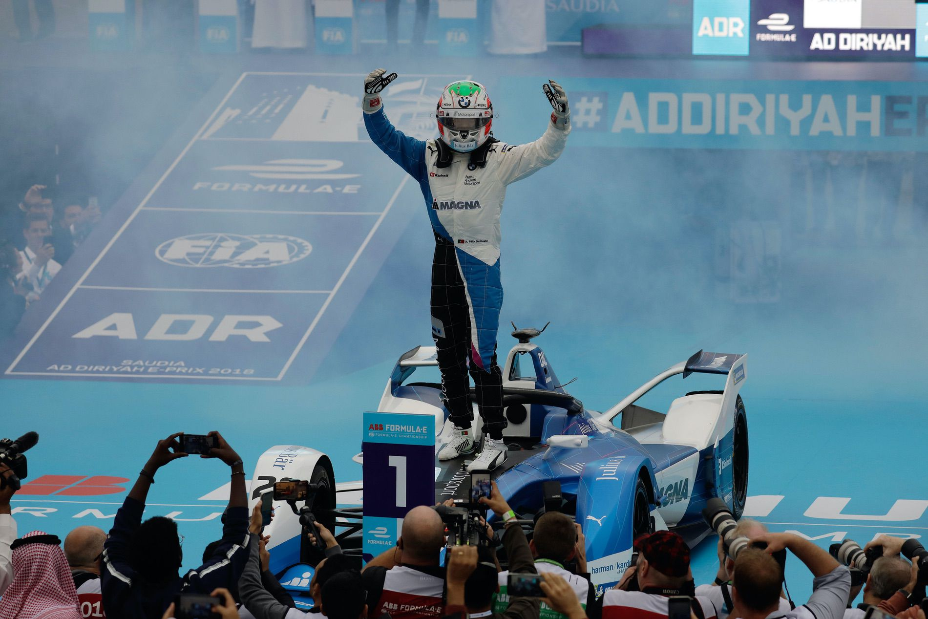 "Antonio Felix da Costa: ""DS Techeetah cars' pace was impressive, more work to do"""
