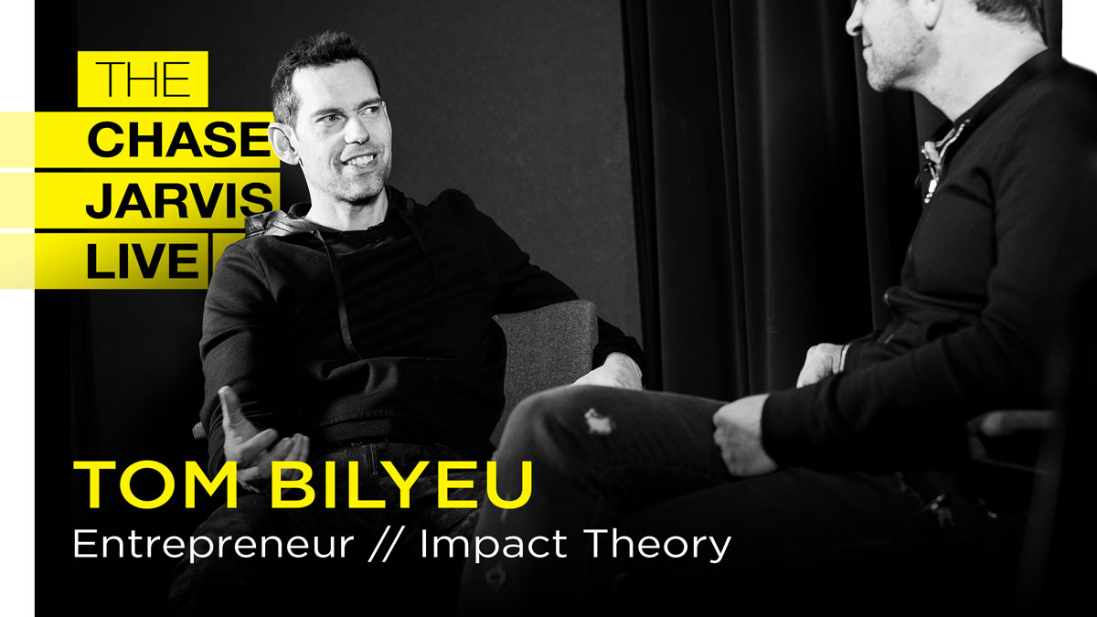 Your Mind Can Transform Your Life with Tom Bilyeu