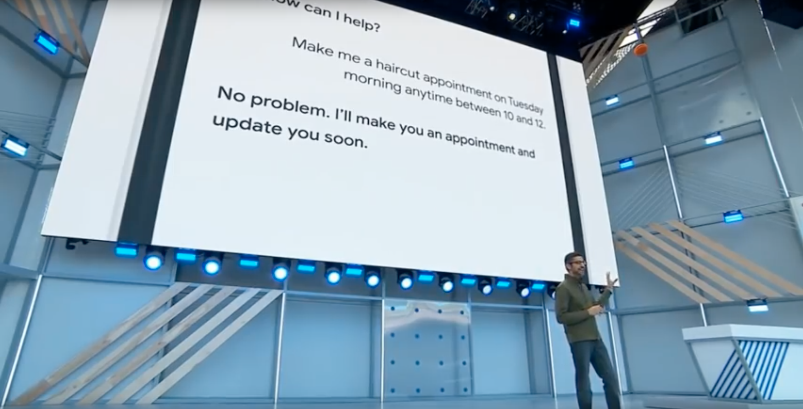 A closer look at Google Duplex