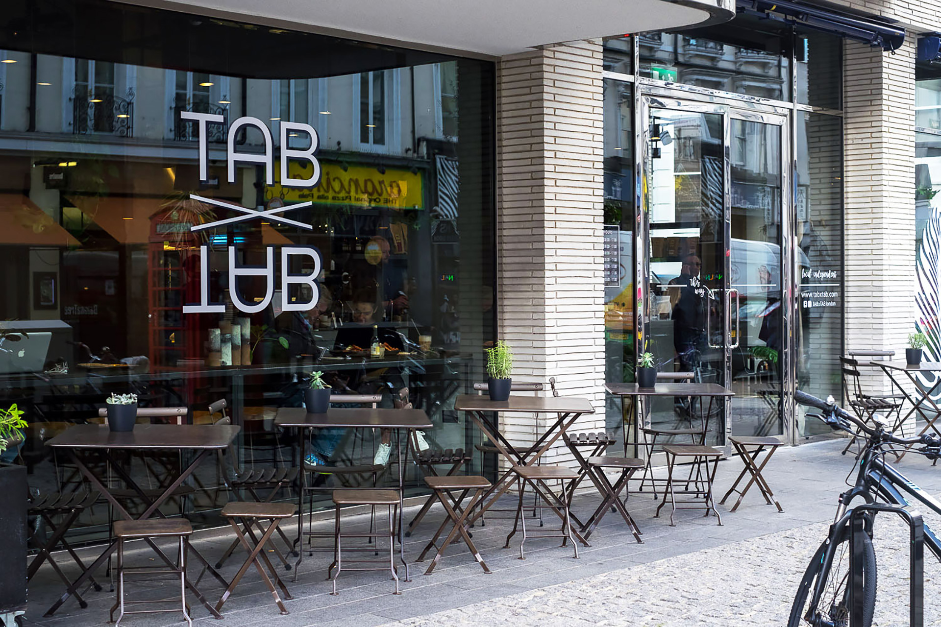 Tab x Tab: A New Home For Coffee In West London