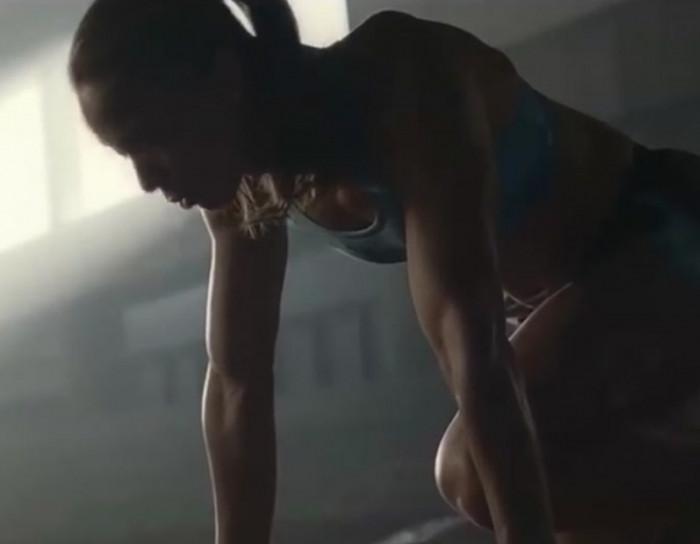 Motivational video: Unbroken.