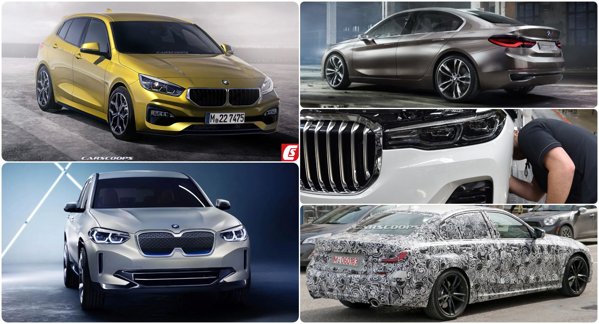 BMW Future Car Guide: What's Coming 2018-2020
