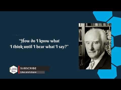 Best Francis Crick Quotes – little box