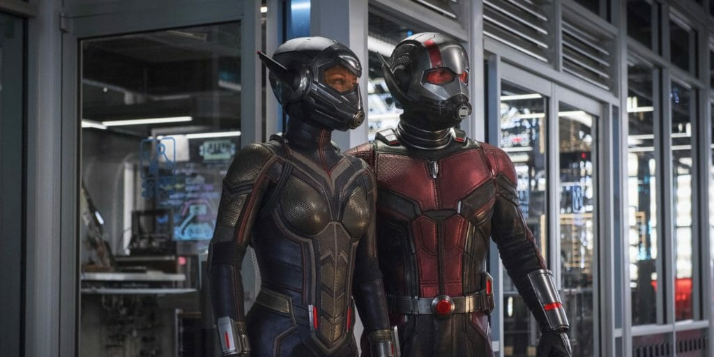 'Ant-Man and the Wasp' is a refreshingly small-scale superhero ride