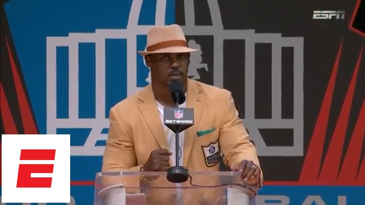 [FULL] Brian Dawkins Hall of Fame speech | 2018 Pro Football Hall of Fame | ESPN