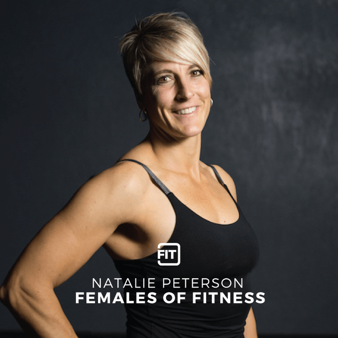 Females Of Fitness – Natalie Petersen