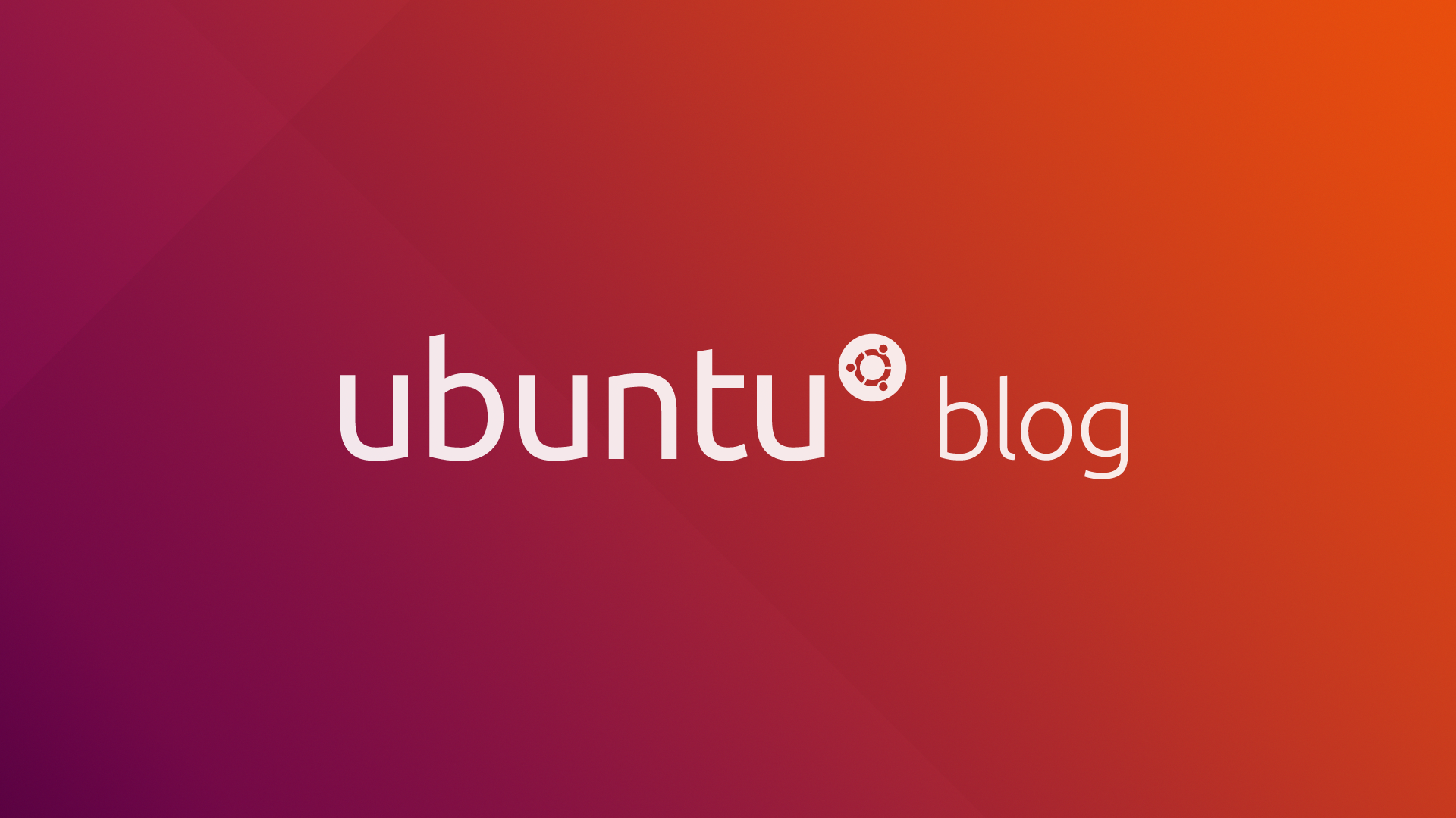 Welcome Ubuntu Desktop 18.10