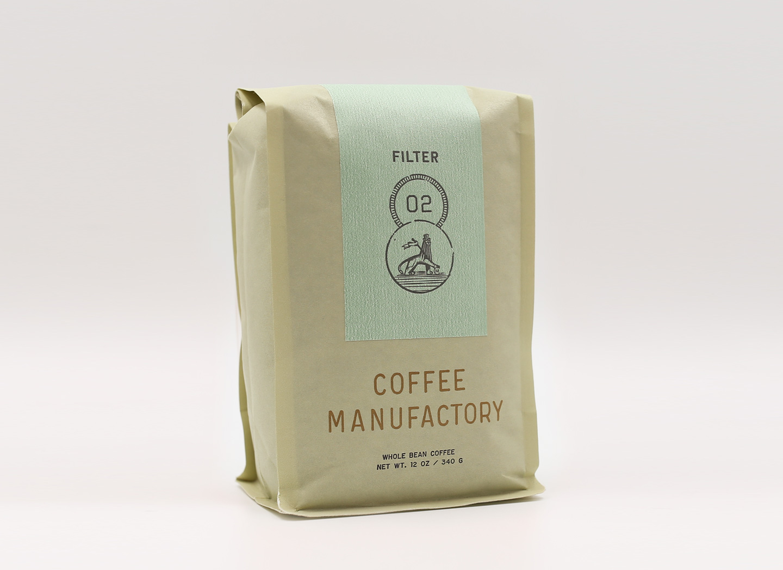 Coffee Design: Coffee Manufactory In San Francisco, California
