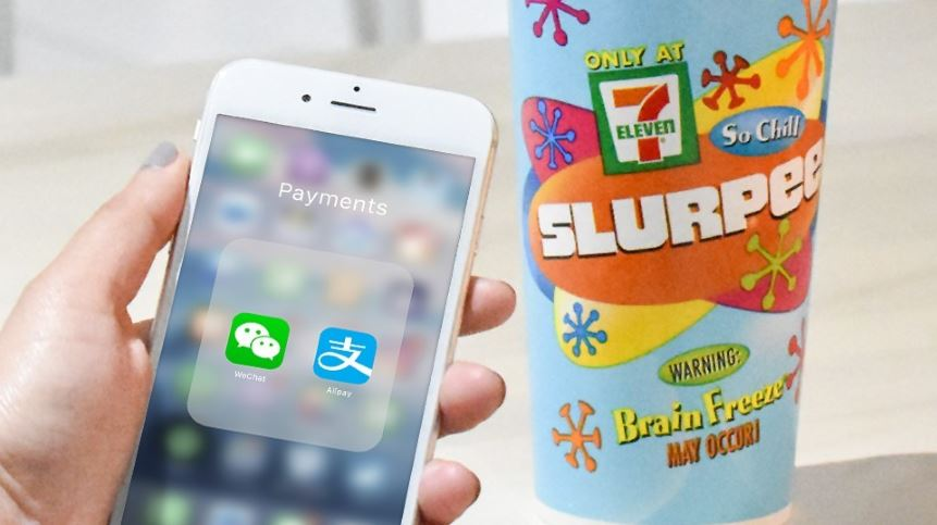 7-Eleven Canada First to Tap WeChat and Alipay