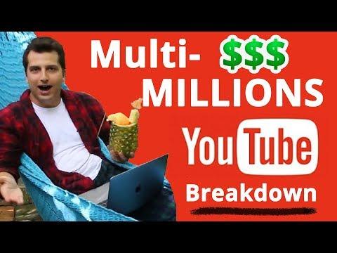 LIVE 4PM: I Break Down Multi-Million $$$ Channels (Tai Lopez,  Grant Cardone, +More) $300 Cash