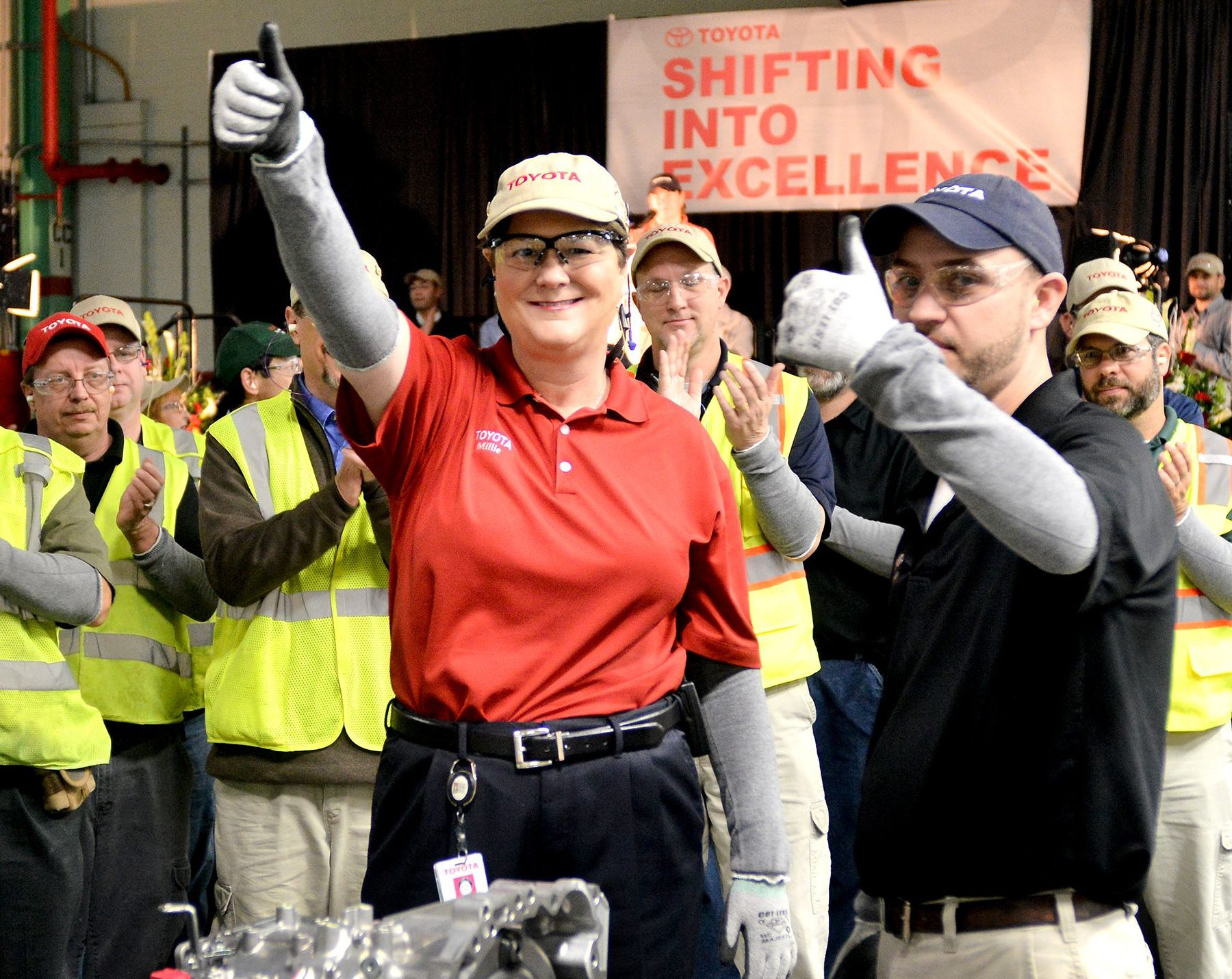 Toyota's Millie Marshall Exemplifies Female Leadership in Manufacturing