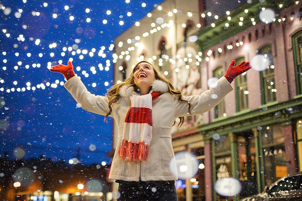 How To Use Christmas Bokeh For Creative Holiday Photographs
