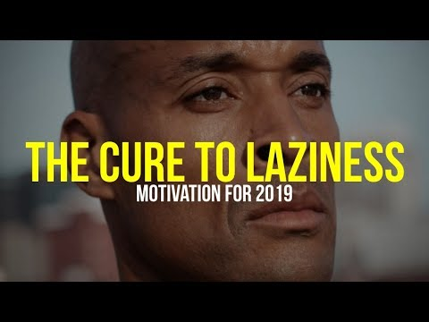David Goggins – The Cure To Laziness