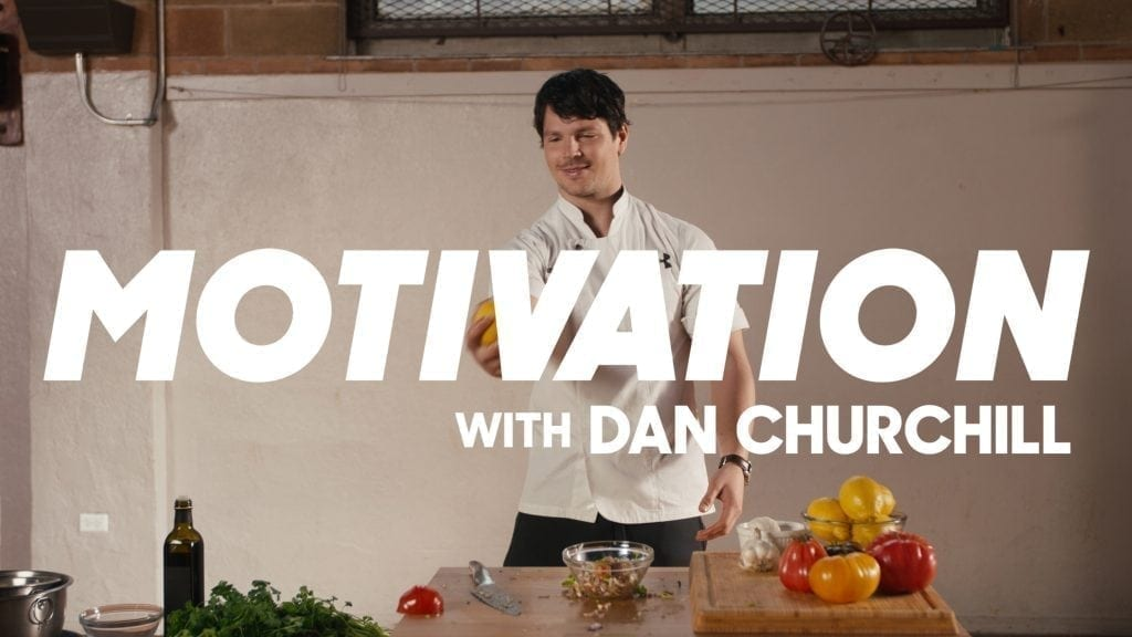 Motivation with Dan Churchill