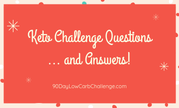 Keto Challenge Q&A + Starting Weigh-In