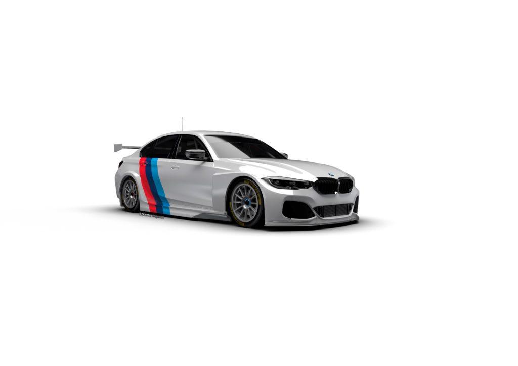 BMW G20 330i returns to BTCC grid in 2019