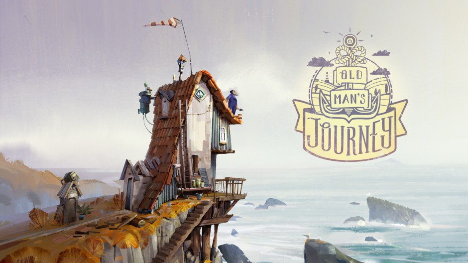 Old Man's Journey: Making a Game about Life, Loss, and Hope