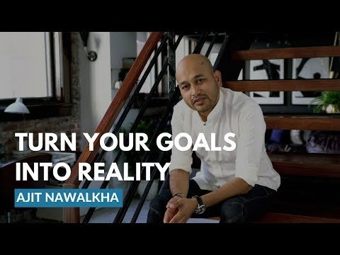 Live Big | Turn your Goals Into Reality