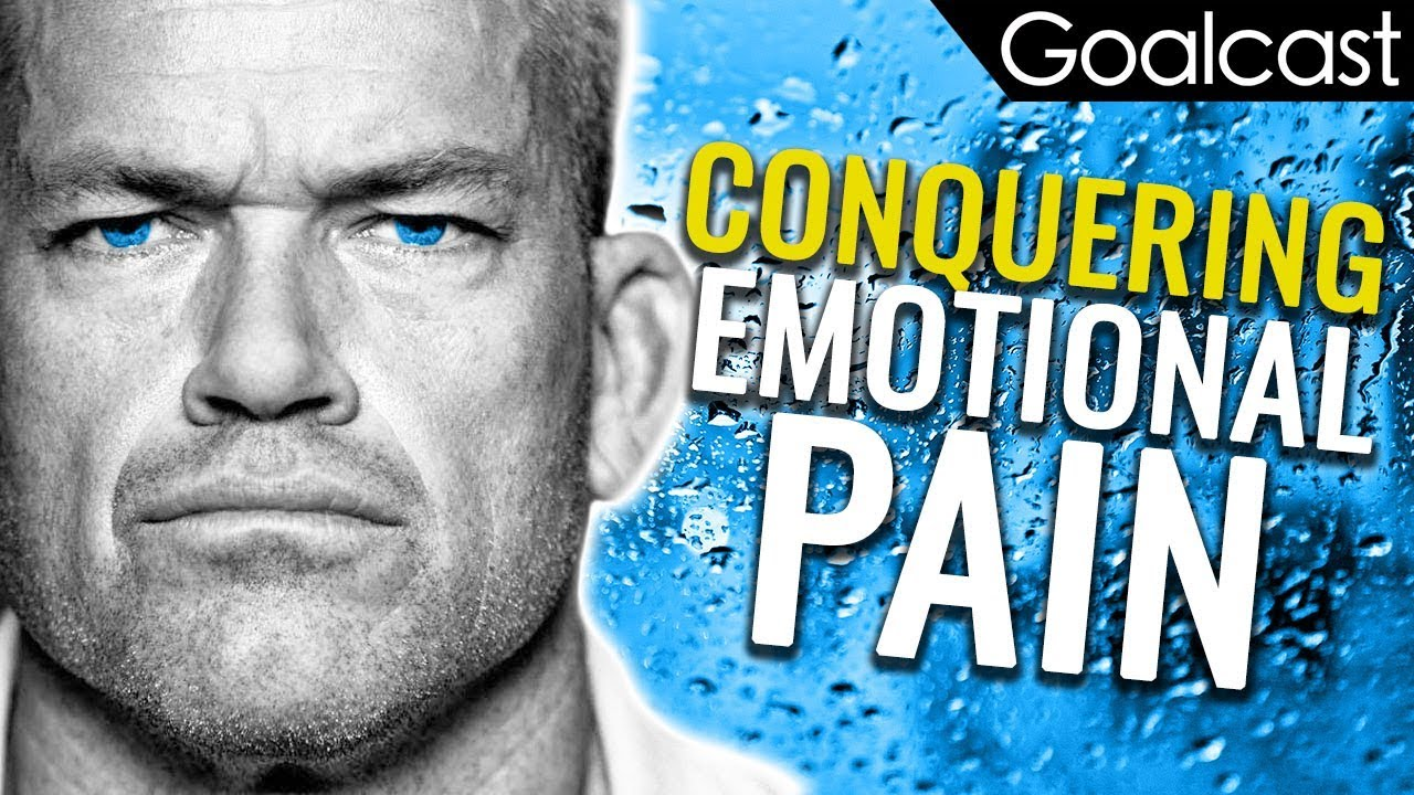 Jocko Willink – Conquering Emotional Pain | Inspiring Speech | Goalcast