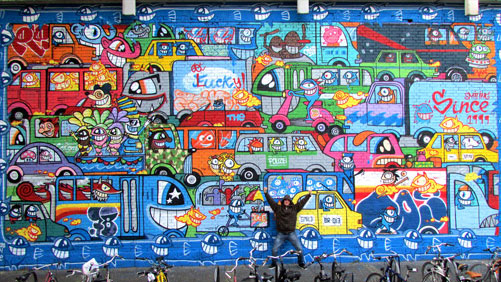 Street art: 45 incredible examples to inspire you