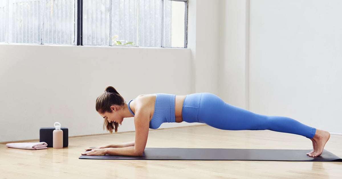 This Ab-Strengthening Plank Workout Is 100% Hard but 100% Good – Here's How to Do It