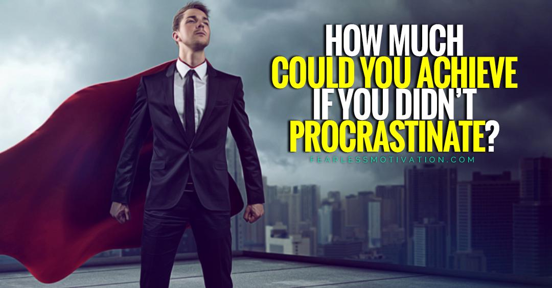 How to End Procrastination Forever: Pomodoro Technique