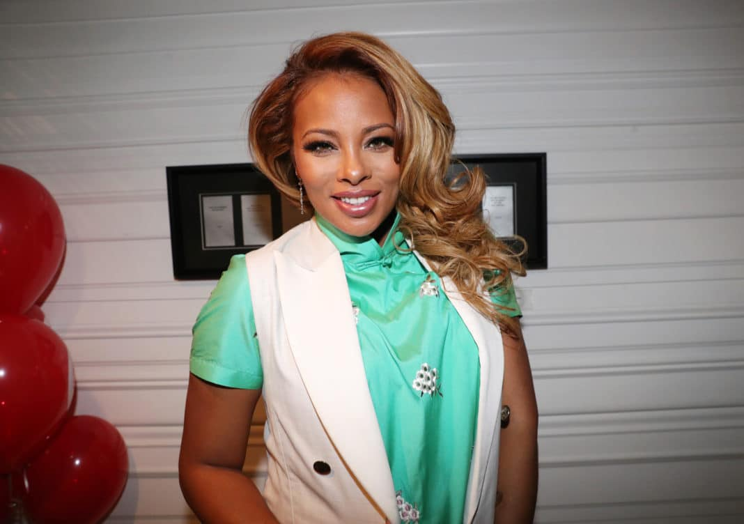 Amid Rumors She's Replacing Kenya Moore, Eva Marcille Gets Back Into Pre-Baby Shape