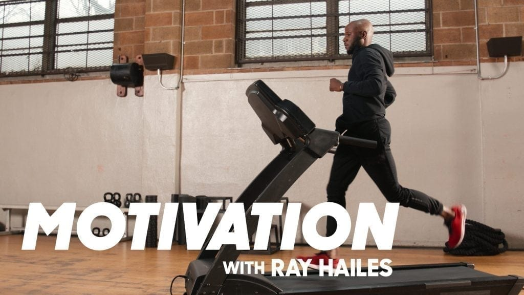 Motivation with Ray Hailes