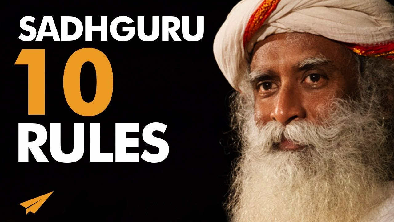 Top 10 Tips That Can Be Your Success Mantras | Sadhguru