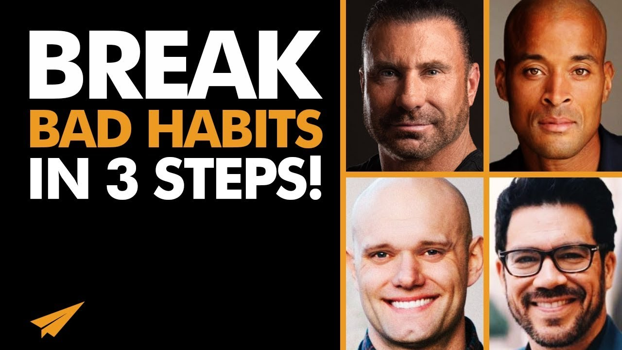The FASTEST Way to ACTUALLY Break Your Bad HABITS