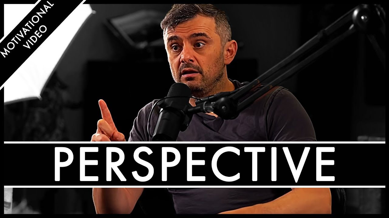Your Perspective Determines Your Reality – Motivational Video | Gary Vaynerchuk Motivation