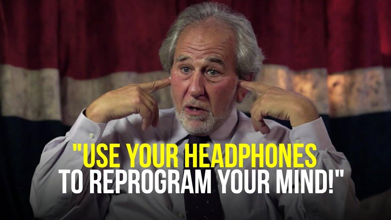 Dr. Bruce H. Lipton Explains How To Reprogram The Subconscious Mind