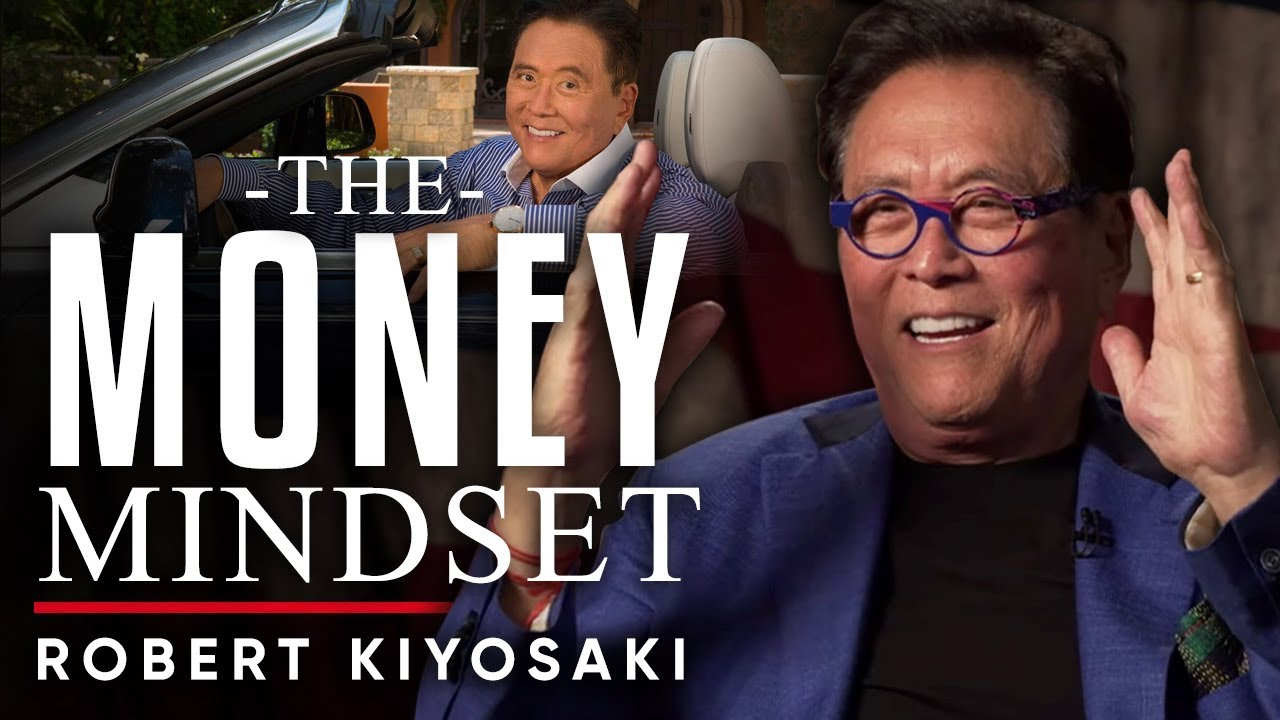 WHY MOST PEOPLE THINK ABOUT MONEY IN THE WRONG WAY – Robert Kiyosaki   London Real
