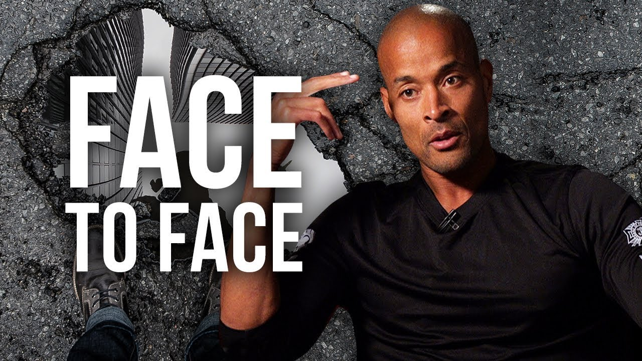 WHY YOU NEED TO COME FACE TO FACE WITH WHO YOU ARE – David Goggins | London Real