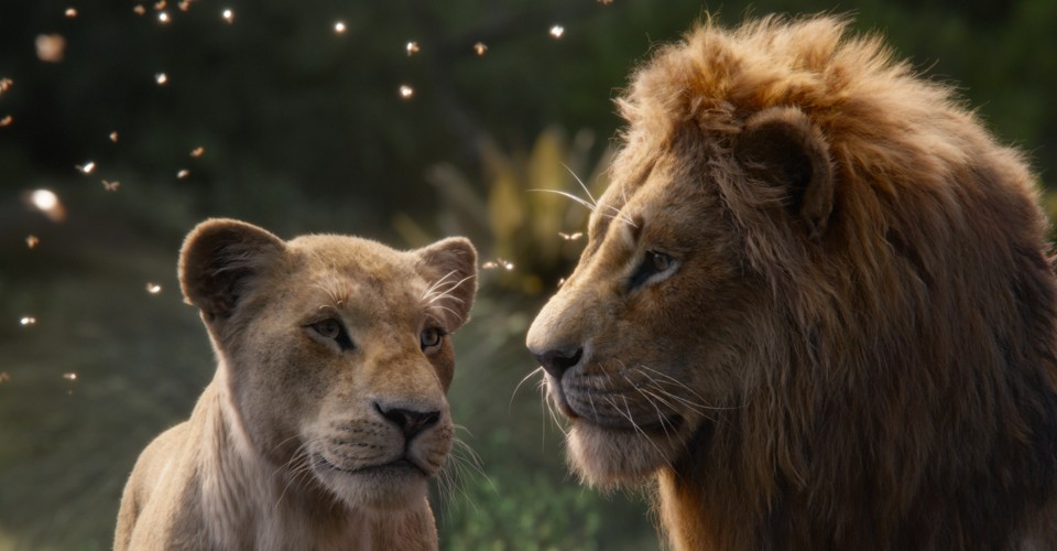 Disney's New <em>Lion King </em>Remake Is Predictably Weird