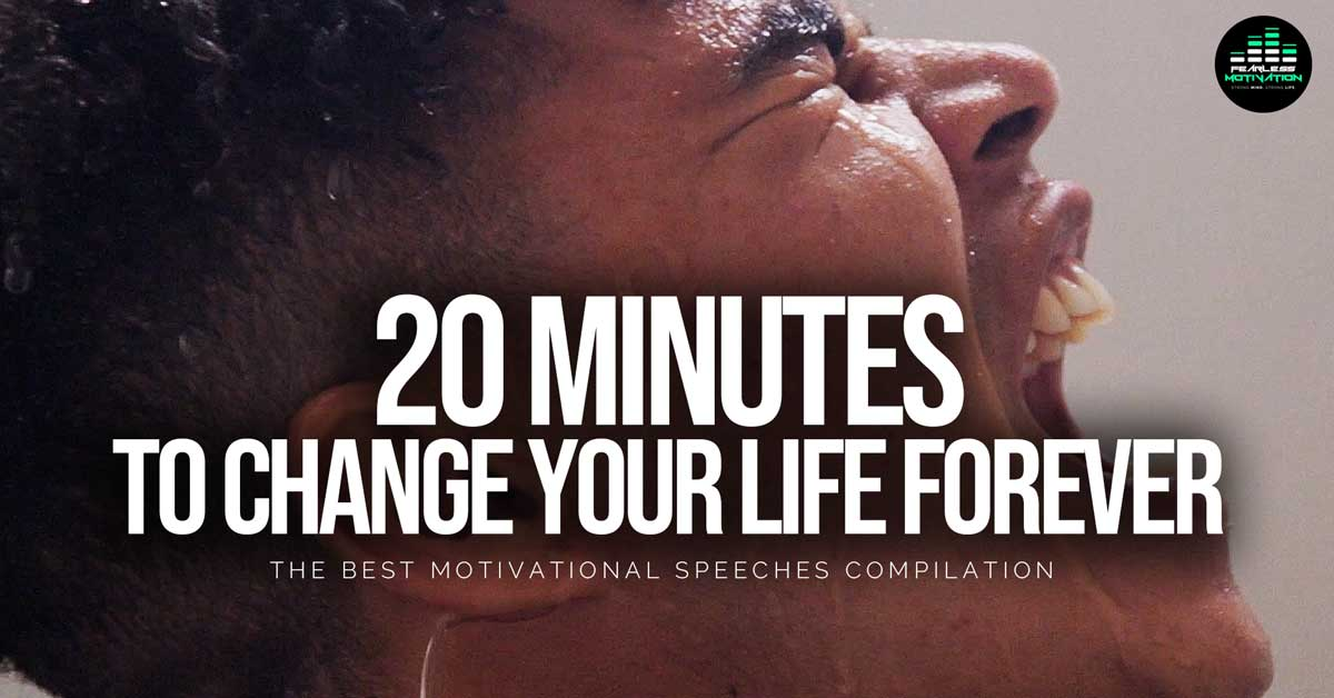 GET BACK UP! – 20 Minutes of The Best Motivational Speeches
