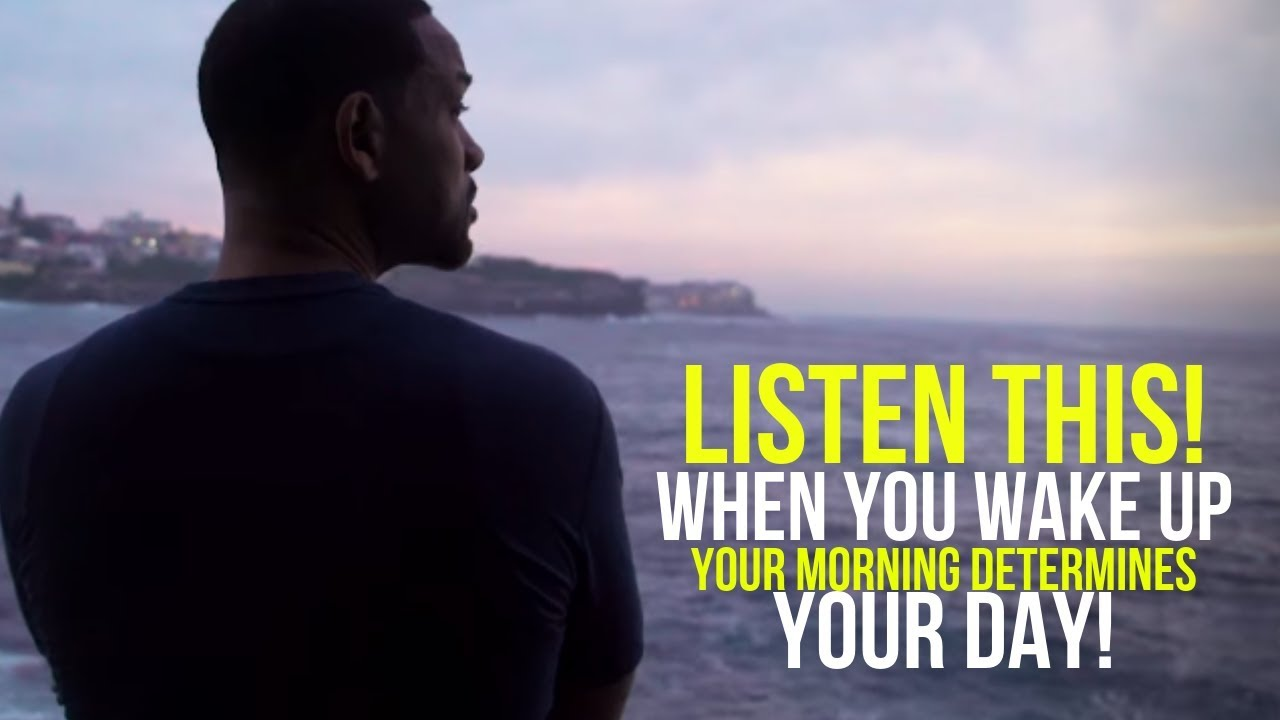 Win The Morning, WIN THE DAY! Listen Every Day! MORNING MOTIVATION