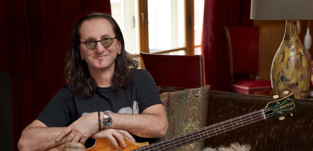 Geddy Lee: Clockwork Angel