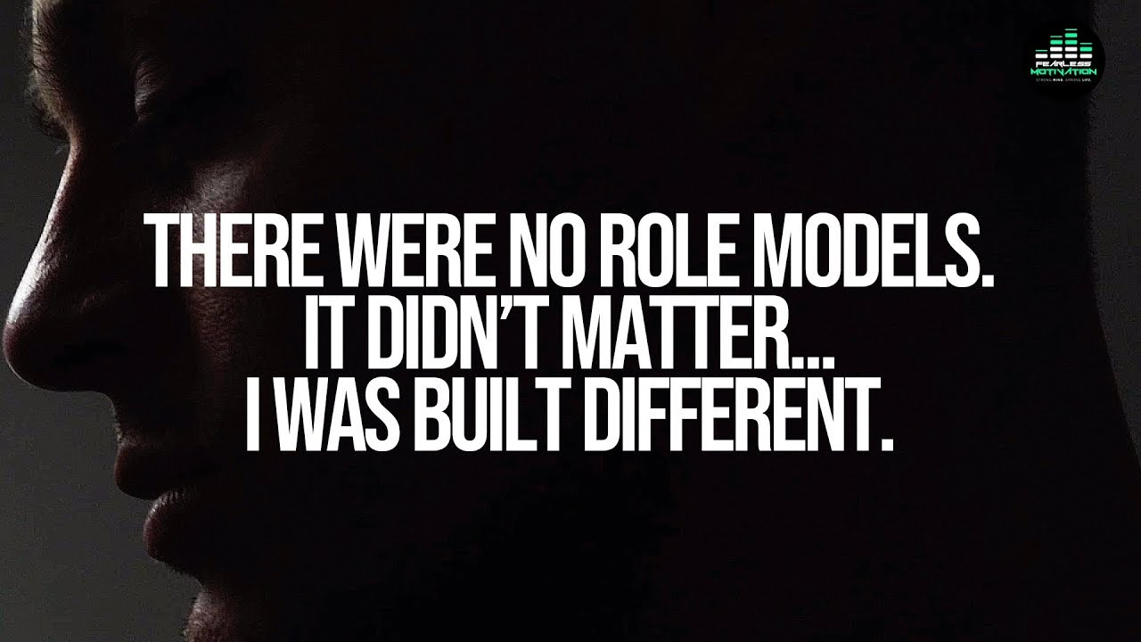 Built Different (Official Music Video) Fearless Motivation