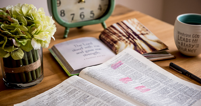 FREE Bible Study – Faith & Provision Week 4