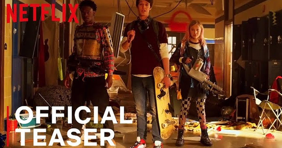 'Daybreak' trailer combines Matthew Broderick and a gang of zombie-fighting teens