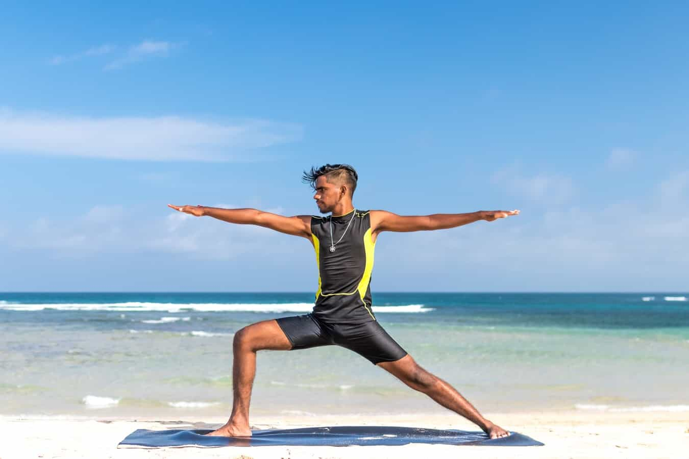 7 Beginner Yoga Exercises for Men to Increase Mobility