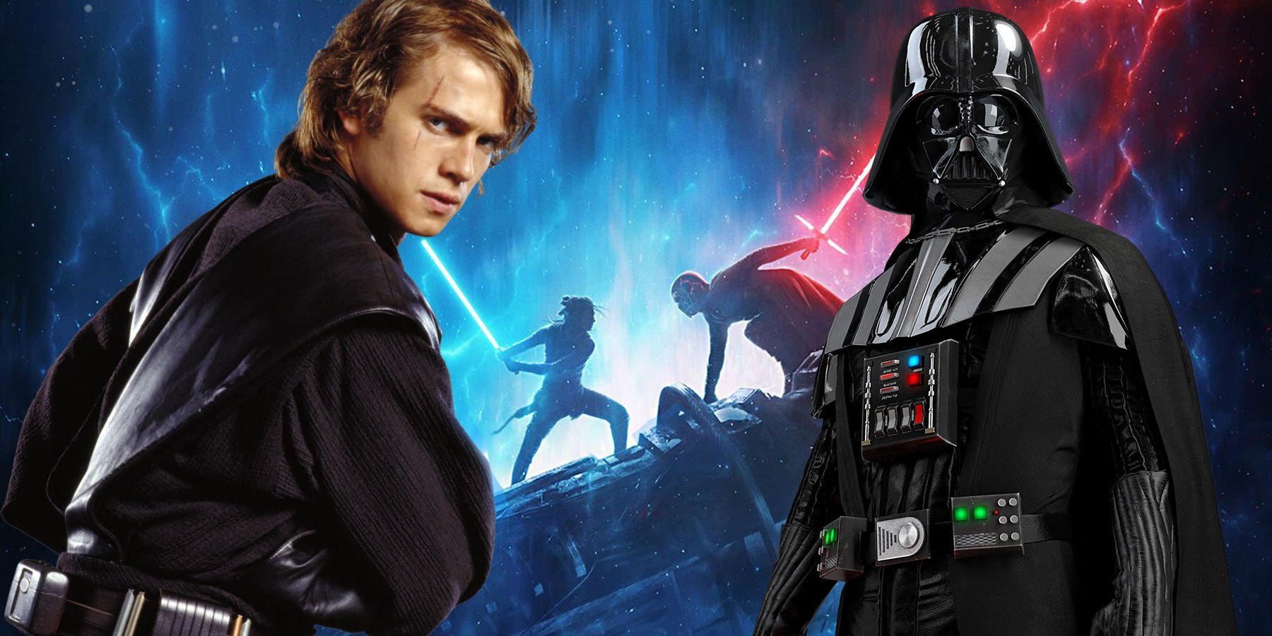 Star Wars 9: Everything We Know About Darth Vader's Presence