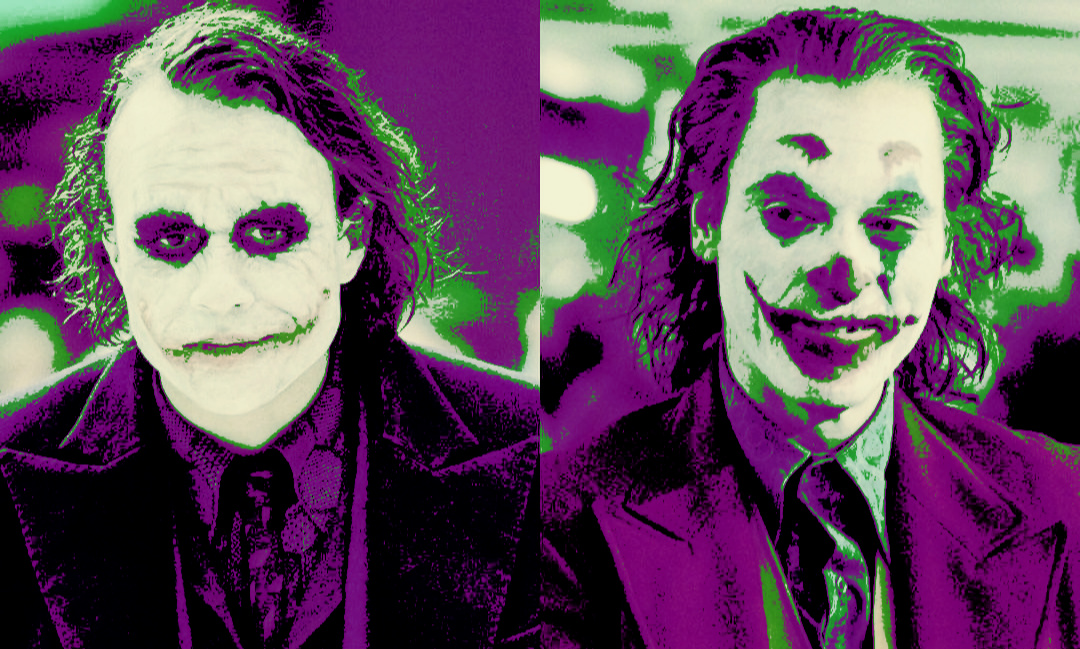 Heath Ledger vs. Joaquin Phoenix: Which Joker Gets the Last Laugh?