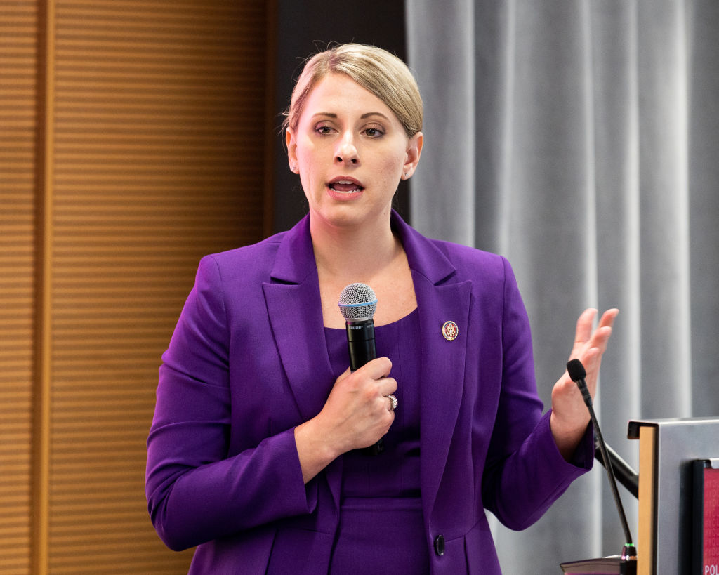 WATCH: Katie Hill Suggests Americans Should Vote Democrat If They Care About Children